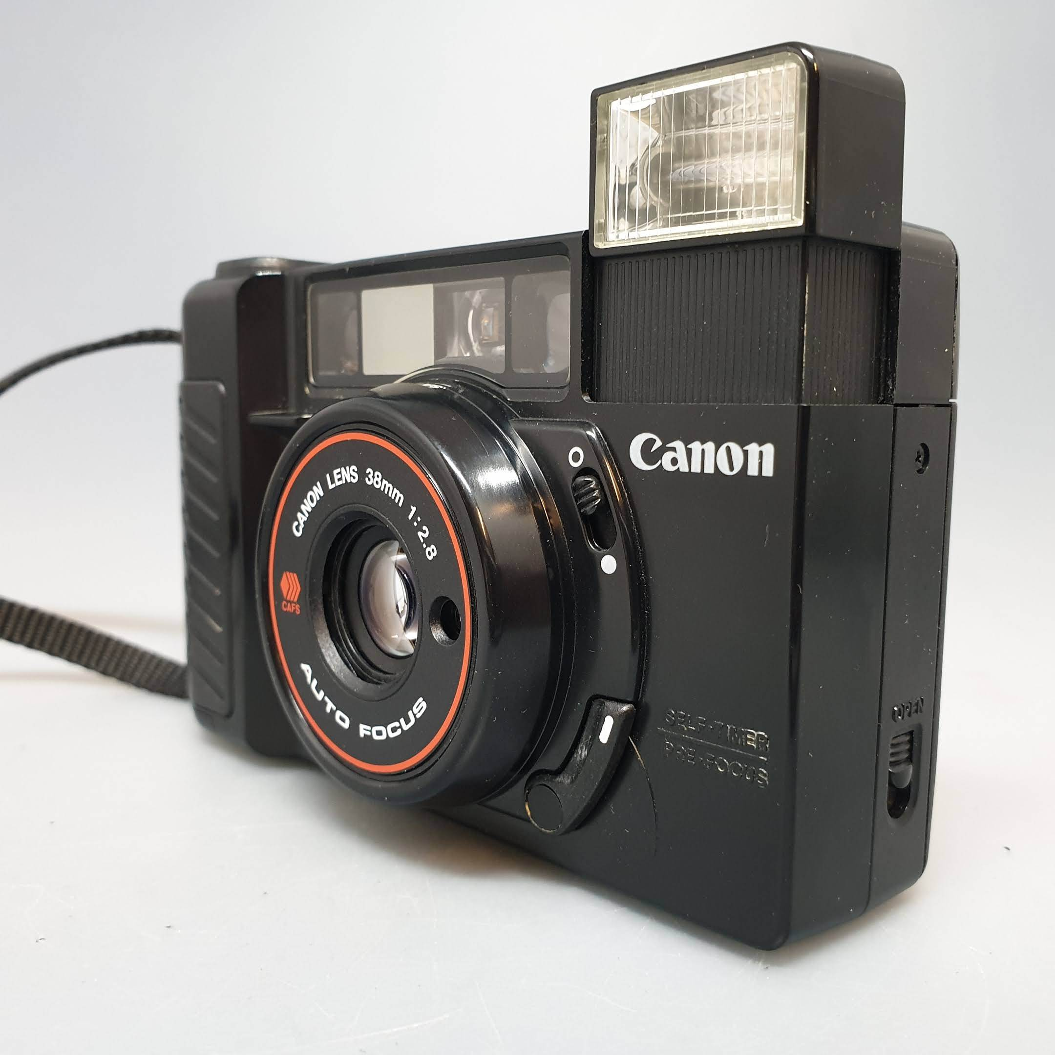 Canon SURE SHOT AF35M II / Autoboy II - Greenwich Cameras and Film
