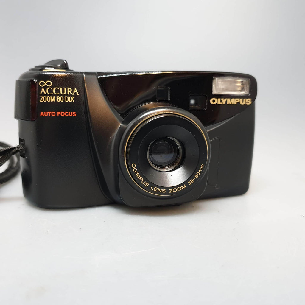 Olympus ACCURA Zoom 80 DLX Autofocus - Greenwich Cameras and Film