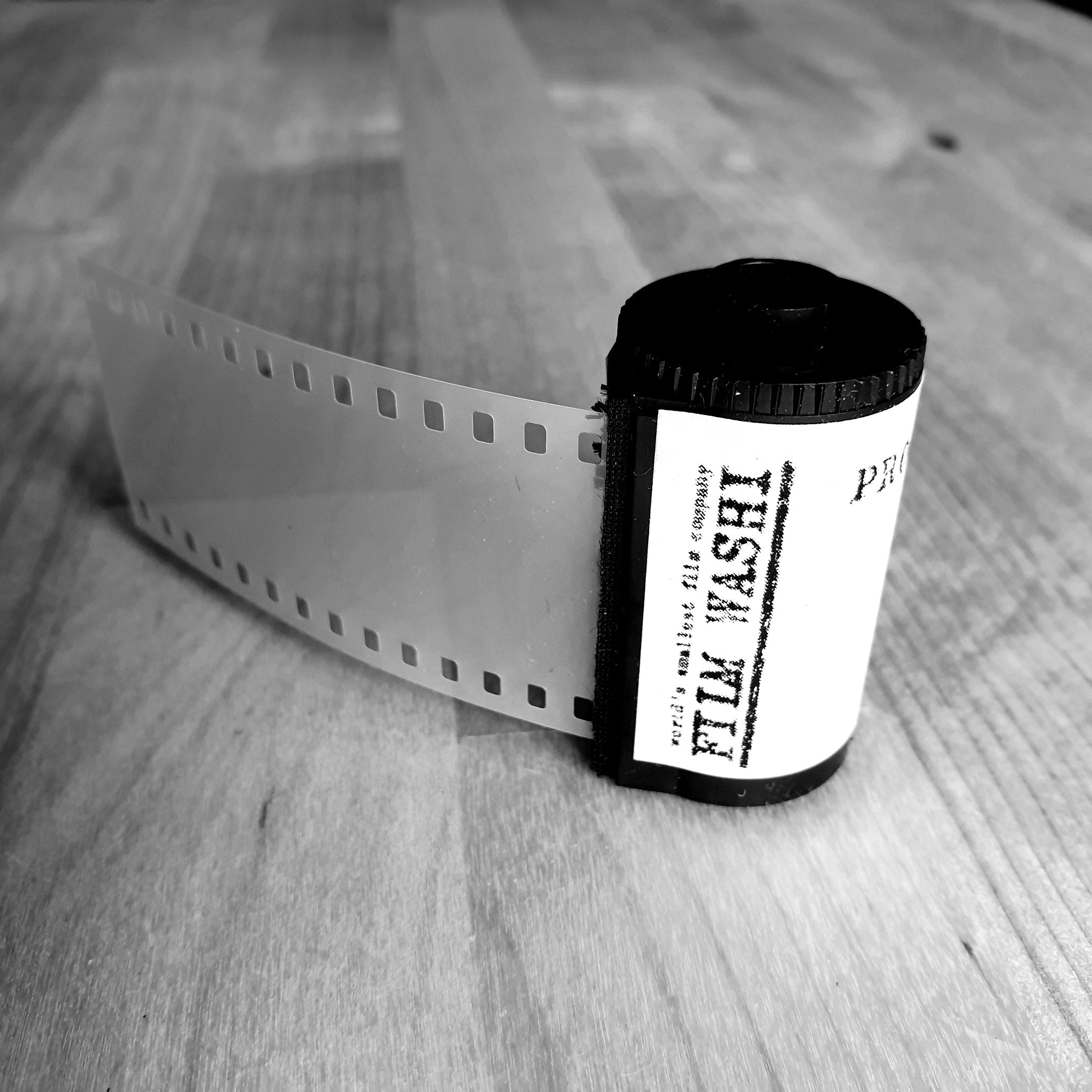 Film Washi Special film processing leader for 135 paper film - Greenwich Cameras and Film