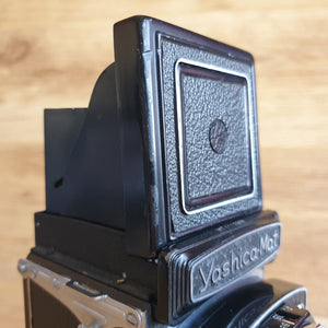 Yashica MAT with Yashinon 80mm f:3.5 TLR 6x6 Medium Format Serviced Camera