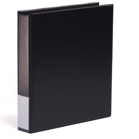 Standard ring binder for film storage