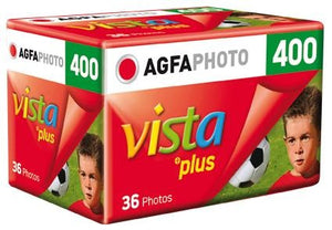 Agfaphoto VISTA plus 400 - Greenwich Cameras and Film