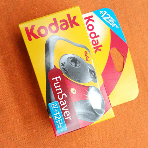 Kodak Fun Saver 27+12 exposures Disposable