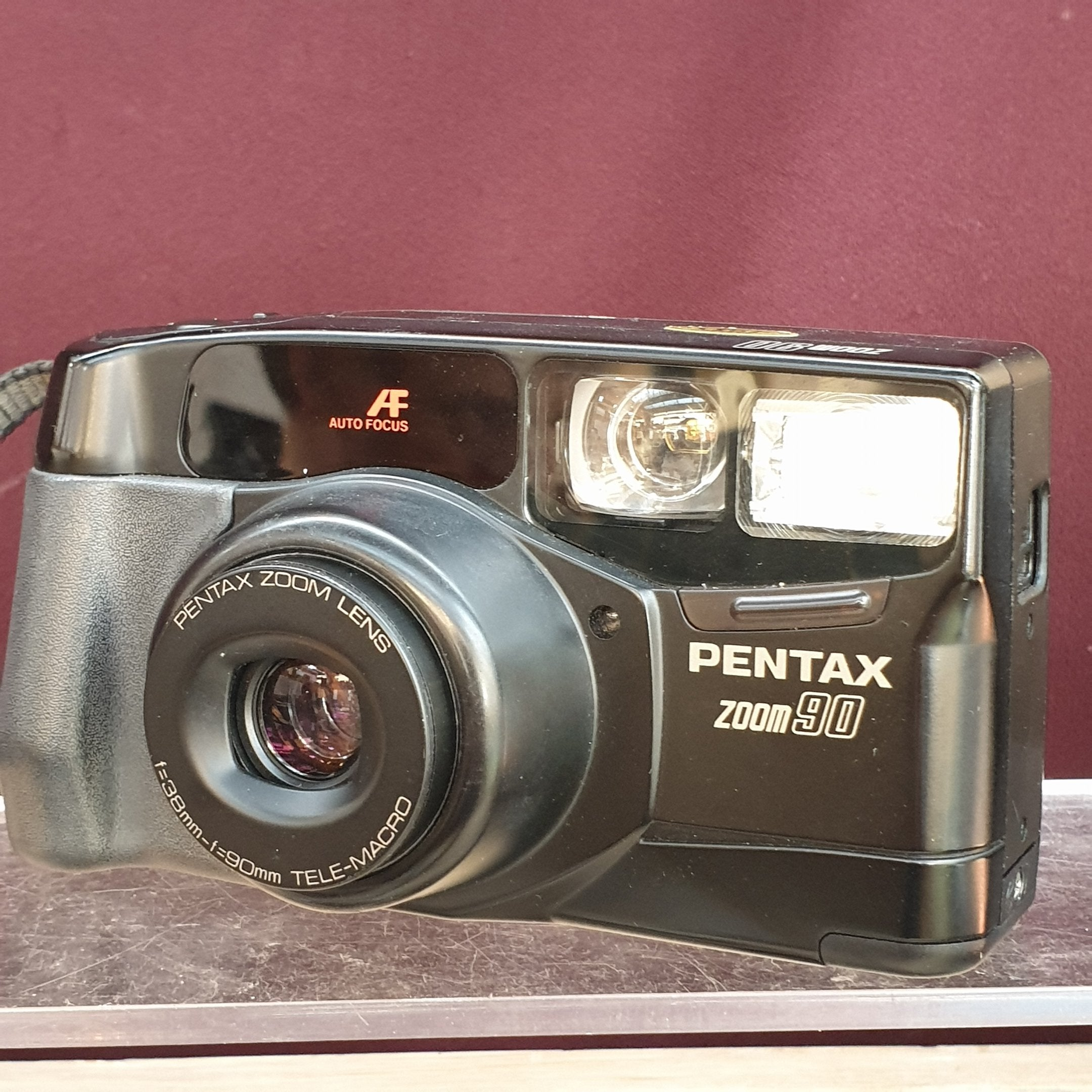 Pentax ZOOM 90  SN8305292 - Greenwich Cameras and Film