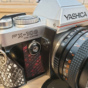 Yashica FX-103  (014544) - Greenwich Cameras and Film