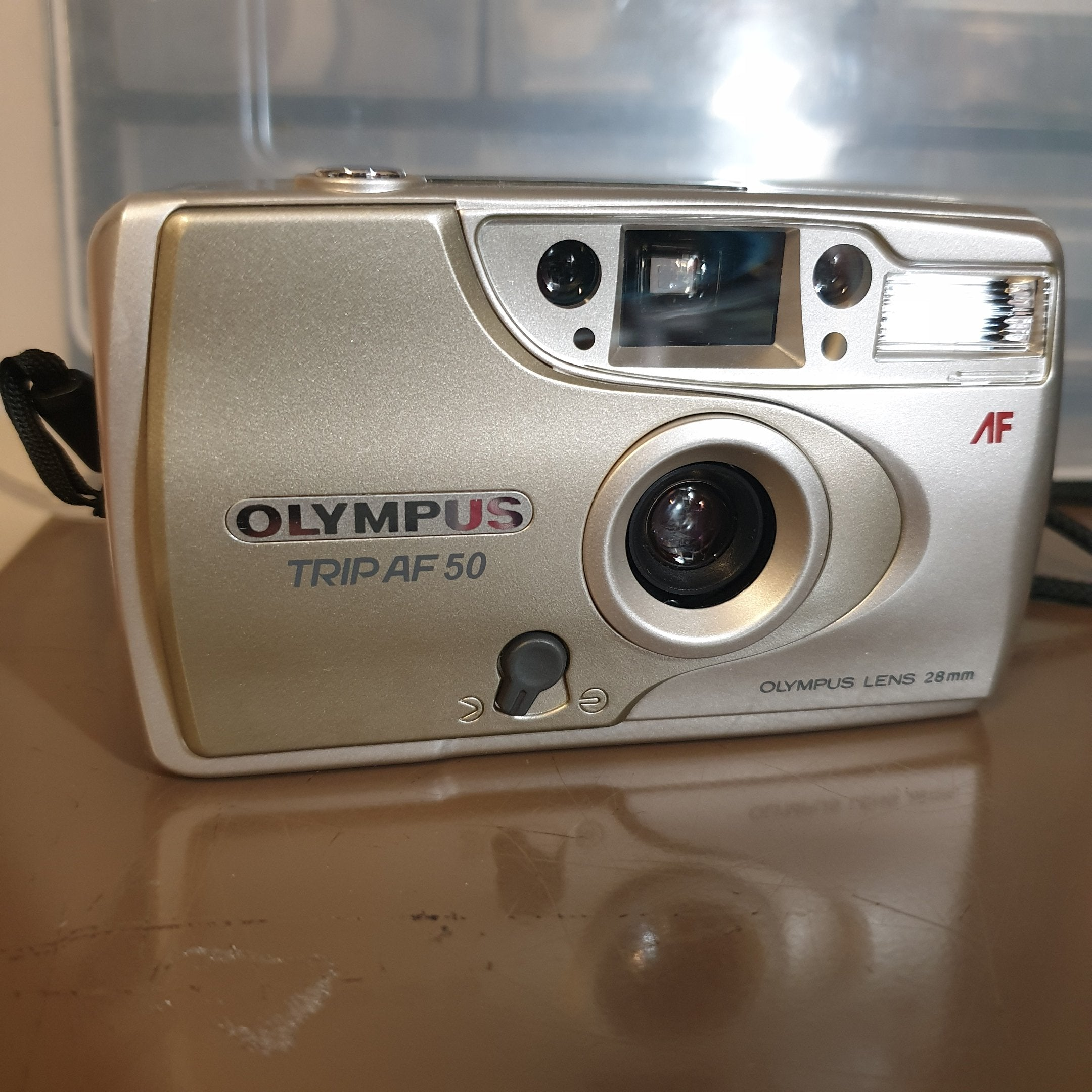 Olympus  trip  AF 50 sn9177837 - Greenwich Cameras and Film