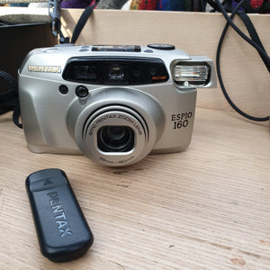 Pentax ESPIO 160 with remote control