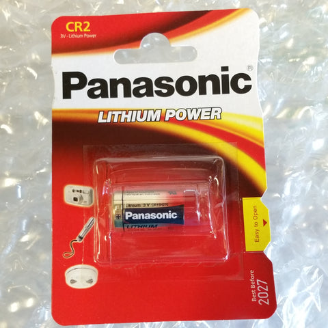 Panasonic CR2 3Volts Lithium Power