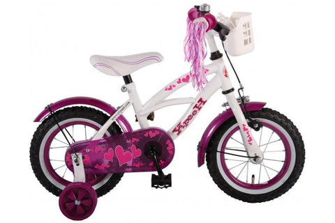 Heart Cruiser Kinderfiets 12 Inch