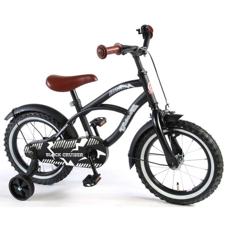 Volare Black Cruiser 14 & 18 Inch