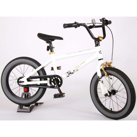 Cool Rider White Edition 16 Inch
