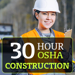 OSHA 30 Hour Construction