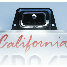 Load image into Gallery viewer, LED License Plate Mount and Bracket (DIY)