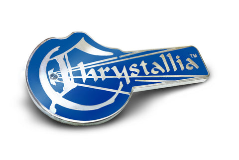 Chrystallia Commemorative Pin