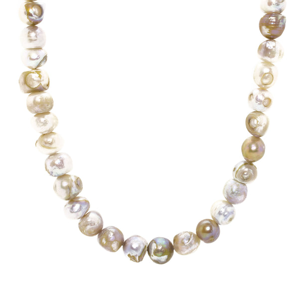 Champagne Baroque Pearls