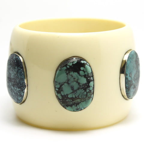 Bold Turquoise Bangle