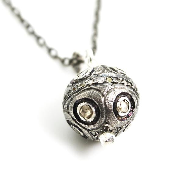 Diamond Ball Pendant