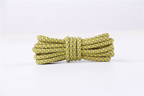 YELLOW REFLECTIVE ROPE LACES