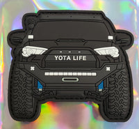 5G 4runner PVC Patch