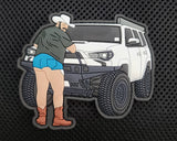 Model of the Year 4Runner Patch