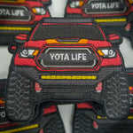 YOTA LIFE Tacoma G3 Patch