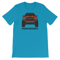 Red Gen3 Tacoma Shirt - Add your own text
