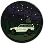 Night Shots Landcruiser Patch