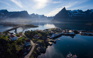 The Lofoten Island
