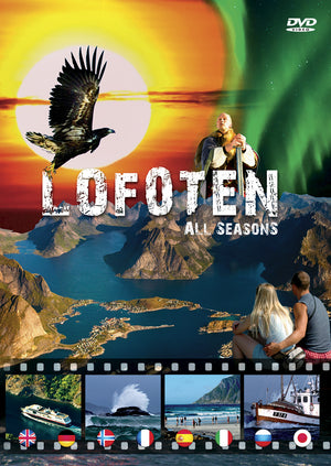 Film cover -  DVD Lofoten