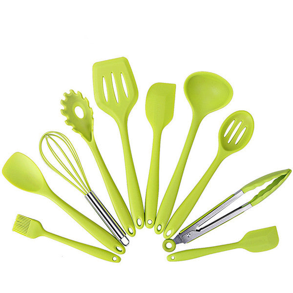 Silicone Cooking Utensils Sets