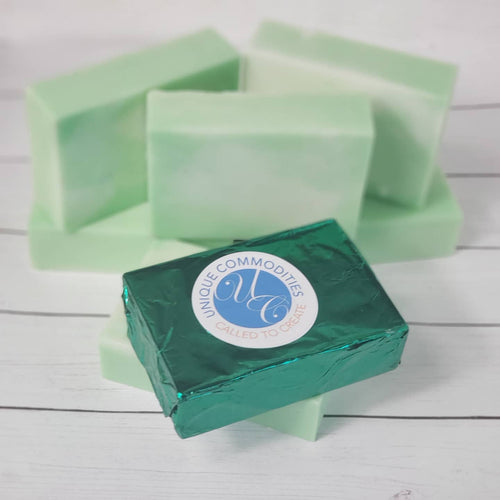 Eucalyptus Sea Salt Bar Soap