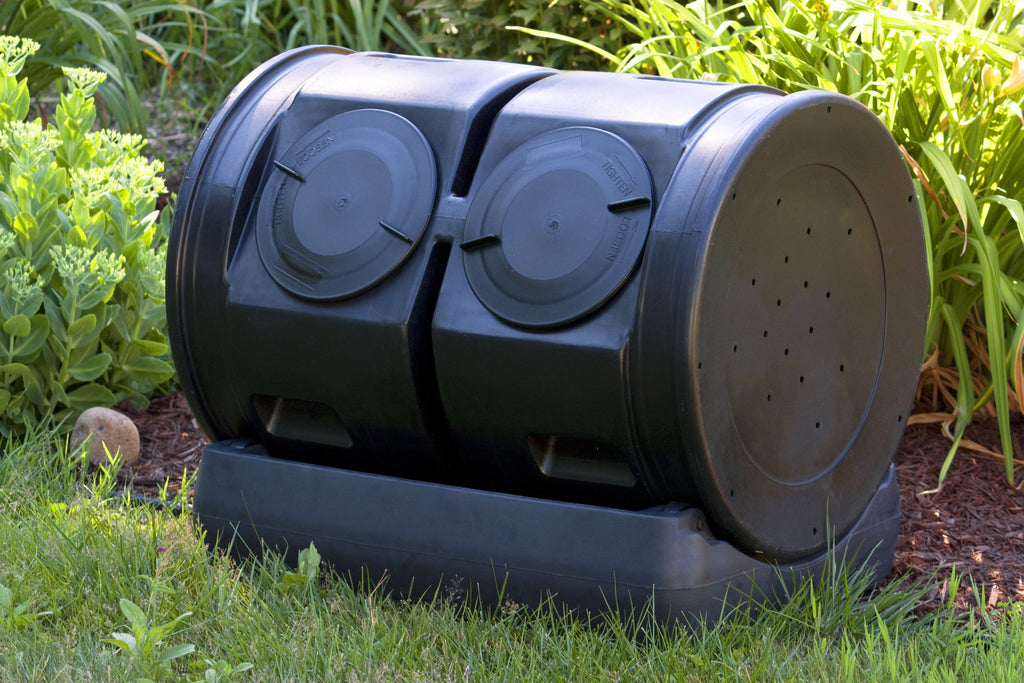 Composter - Good Ideas | Compost Wizard Dueling Tumbler Jr