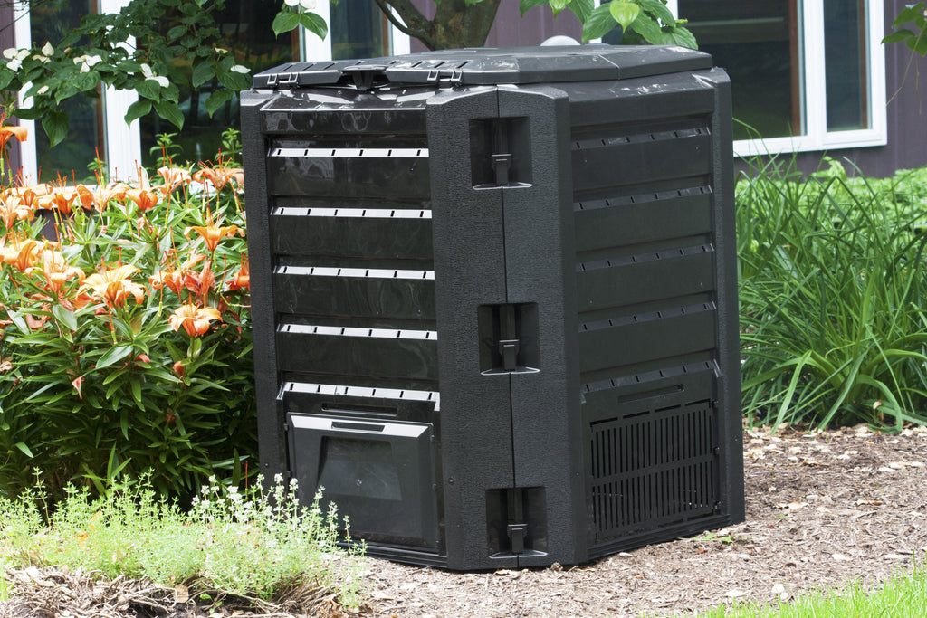 Composter - Good Ideas | Compost Wizard Eco Square