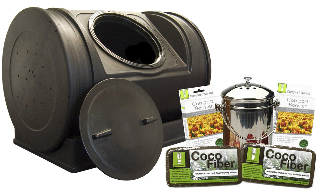 Composter - Good Ideas | Compost Wizard Starter Kit