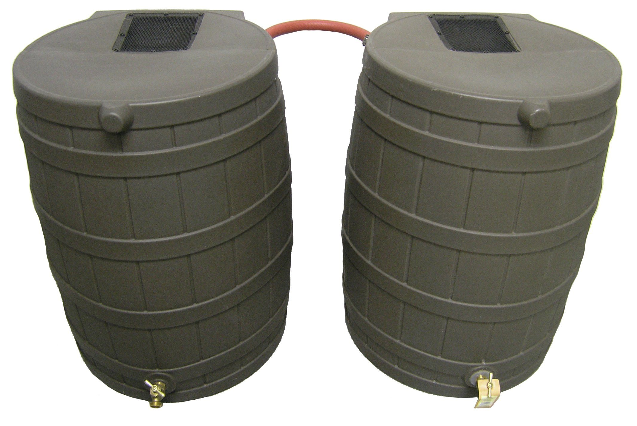 Rain Barrels Accessories - Good Ideas | Rain Wizard 50 Connector Kit