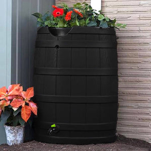 Rain Barrels - Good Ideas | Eco Line Impressions Rain Wizard