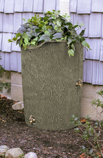 Load image into Gallery viewer, Rain Barrels - Good Ideas | Impressions Bark 50 Gallon Rain Saver