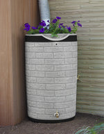 Load image into Gallery viewer, Rain Barrels - Good Ideas | Impressions Downton 50 Gallon Rain Saver DR