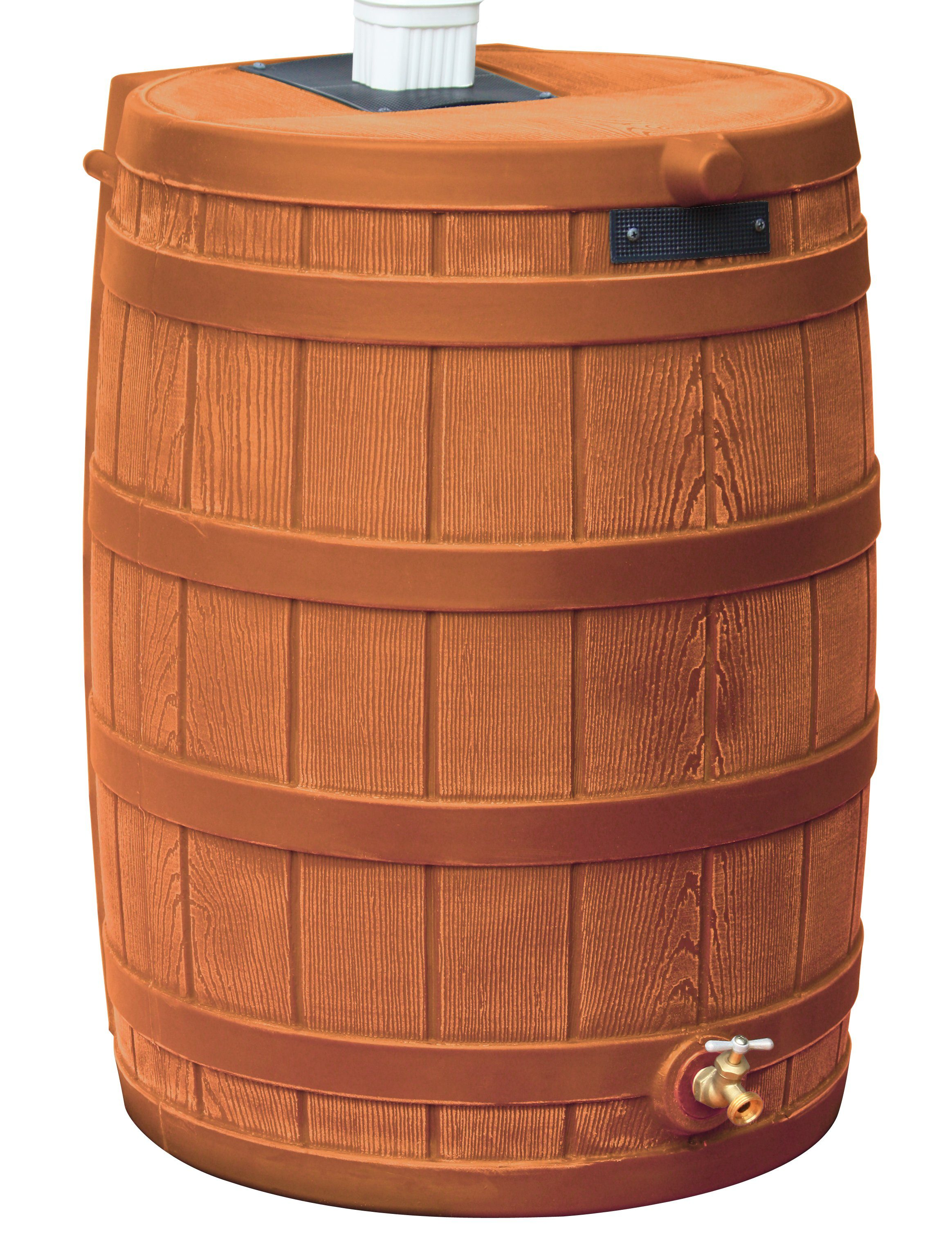 Rain Barrels - Good Ideas | Rain Wizard Diverter Kit