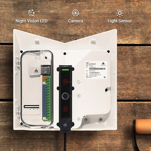 Sprinkler Controller - Aeon Matrix | Yardian Wi-Fi Smart Sprinkler Controller With HD Camera