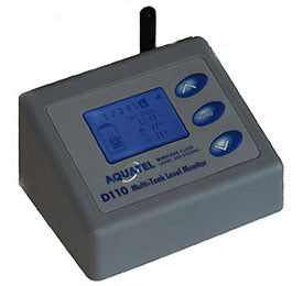 Water Management | Tank Level Monitor - Aquatel | D110-S Wireless Level Monitor With RS232 Serial Port