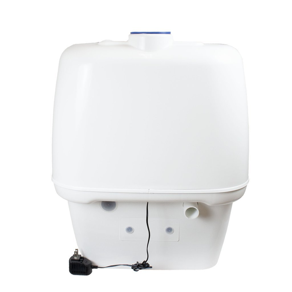 Waterless Toilet - Separet | Villa 9215 AC/DC
