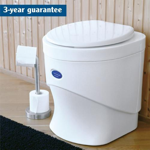 Waterless Toilet - Separett | Weekend 7010