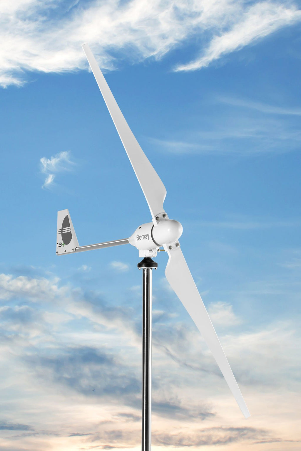 Wind Turbine - Bornay | Wind Turbine Wind 13+