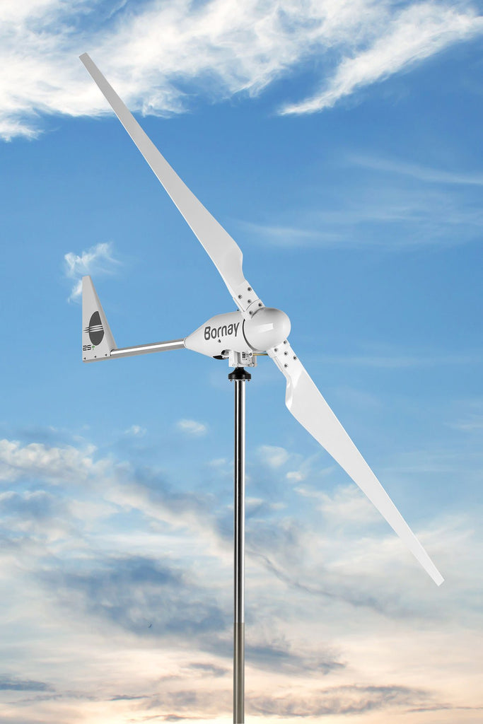Wind Turbine - Bornay | Wind Turbine Wind 25.2+