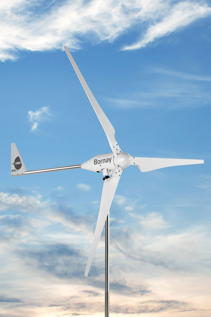 Wind Turbine - Bornay | Wind Turbine Wind 25.3+