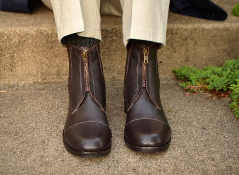 Salto-Custom-fit paddock boots-Bootmakers-Bootmakers