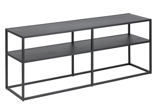 Newton TV - Unit Black Shelf