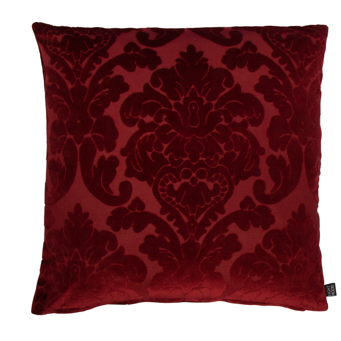 Chateau Cushion Cover | Bordeaux