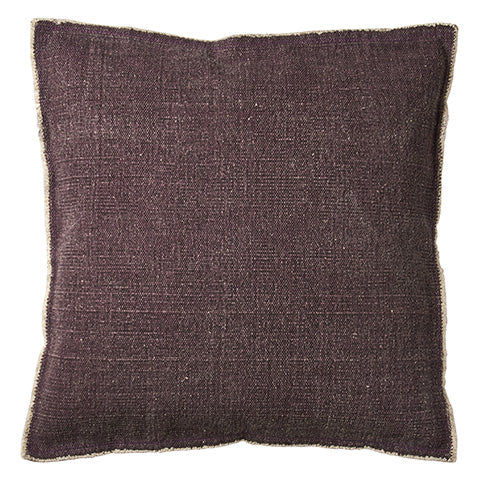 MALVA Cushion | Purple